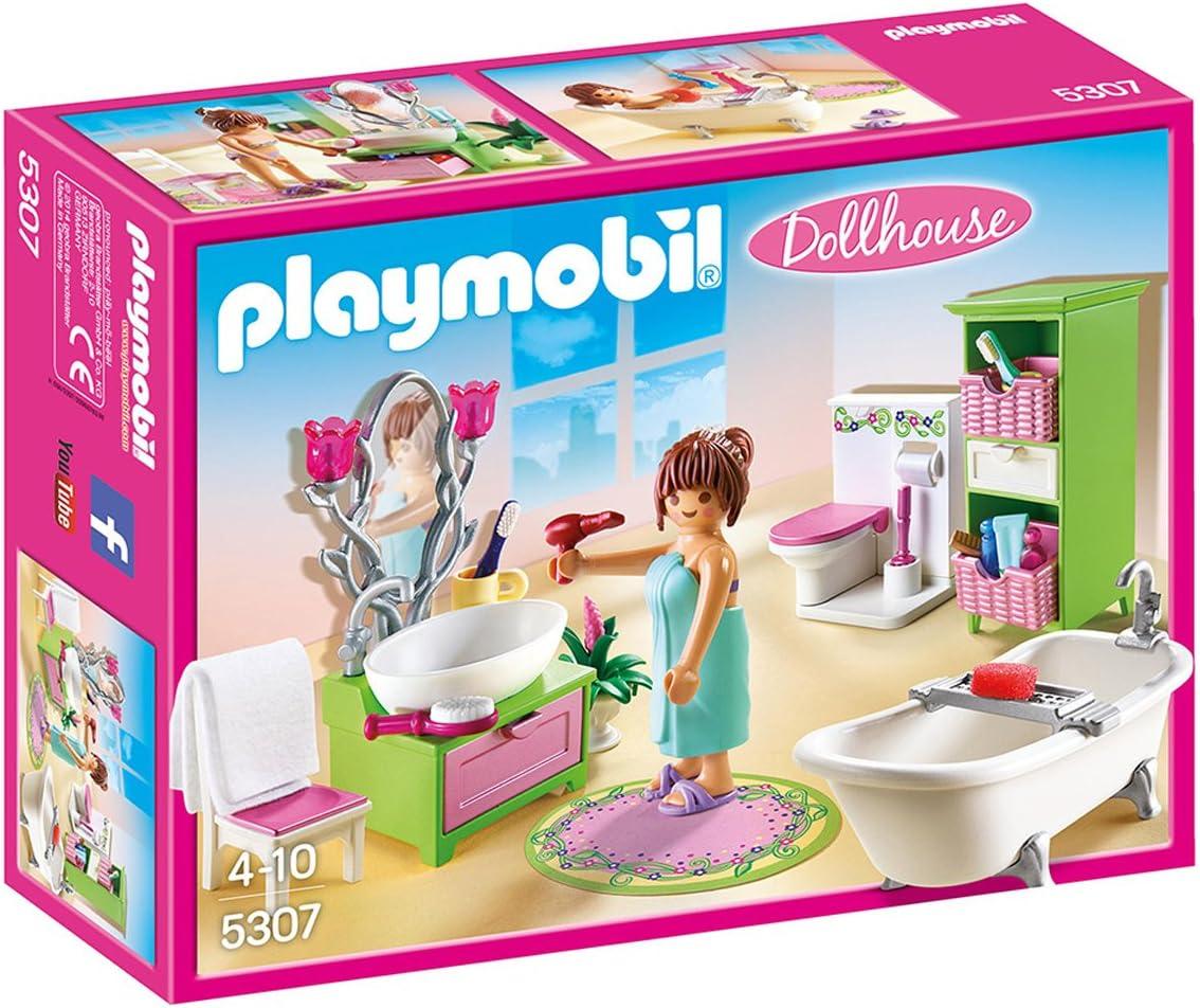 Trend Salle De Bains Playmobil