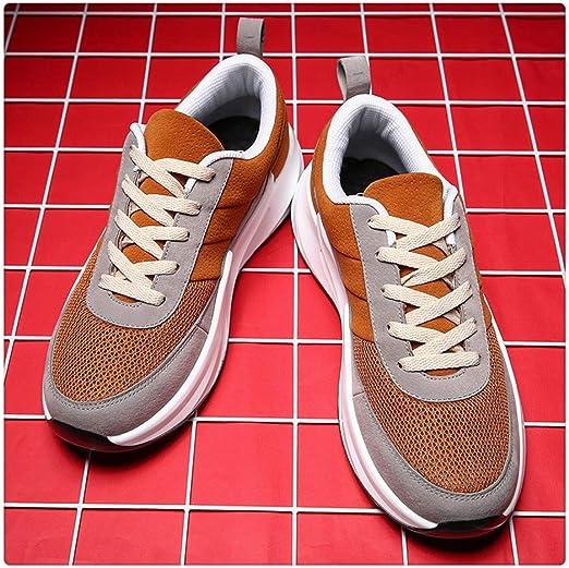 Jichuo Nueva zapatillas de deporte de los hombres de calzado de moda los zapatos de hombre