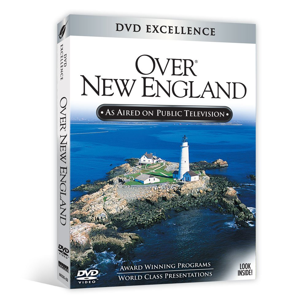 Over New England by Topics Ent.