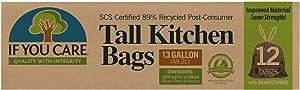 If You Care Bag Trsh 13gal Ktchn Tall Drws