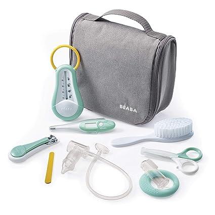 Béaba Bib 920327 - Bolsa de aseo Nomade 9 accesorios: Amazon ...