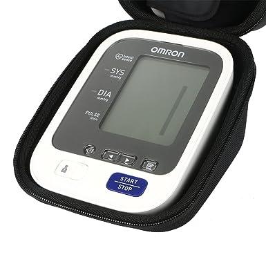 Khanka Duro Viaje Estuche Bolso Funda para Omron M6 M7-IT Comfort HEM-7221-E8 Electronic Tensiometer Arm: Amazon.es: Industria, empresas y ciencia