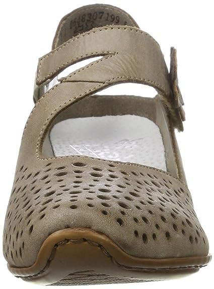 Rieker Damen 43775 Pumps  Amazon.de  Schuhe   Handtaschen 1d9495cfc8