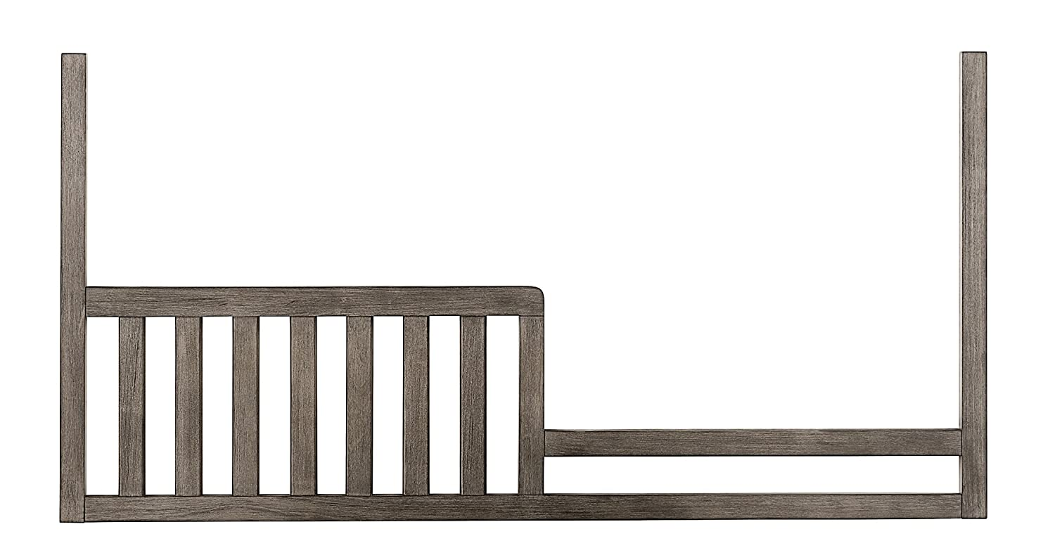 Westwood Design Foundry Convertible Toddler Guard Rail Brushed Pewter