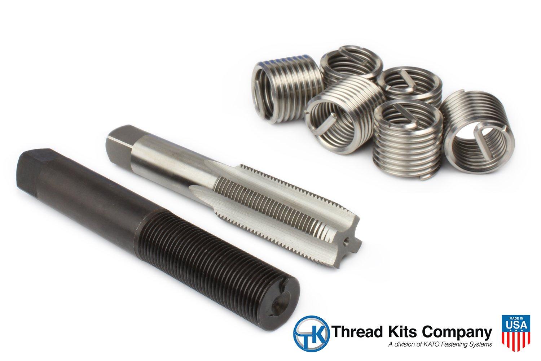 Perma-Coil 3221-M20C Metric Thread Repair Kit M20X2.5 6PC Helicoil 5403-20