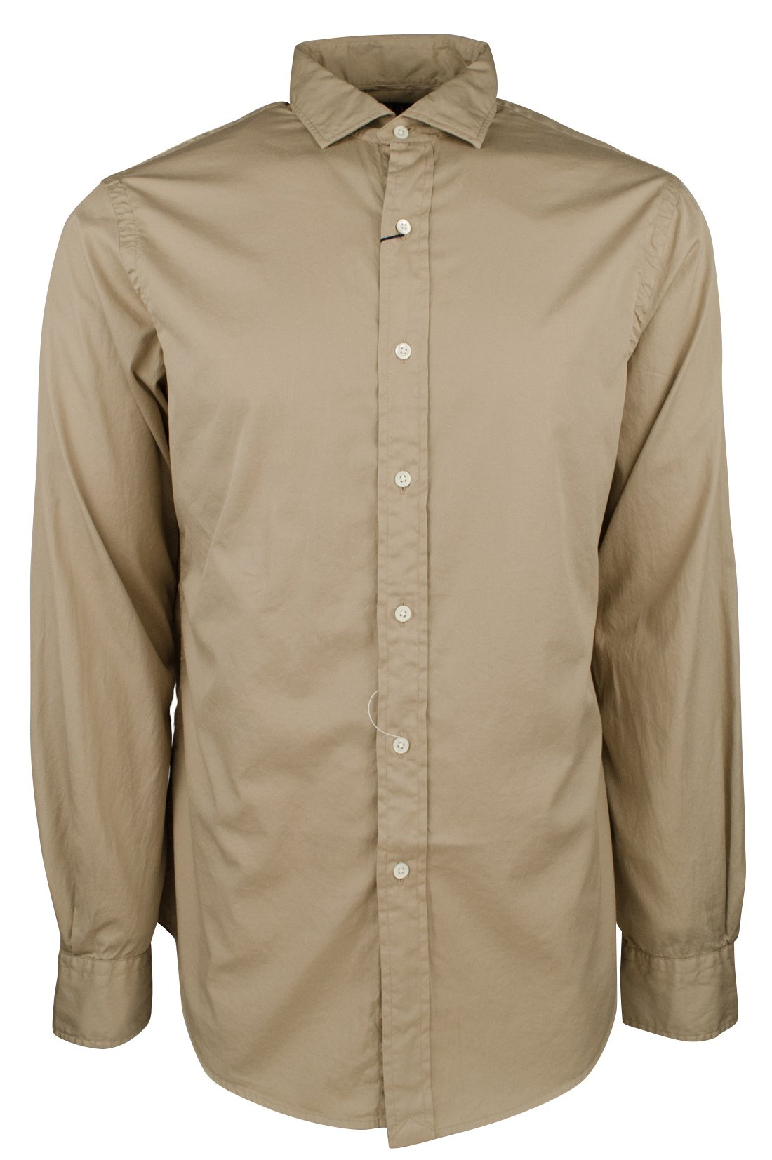 Polo Ralph Lauren Men's Slim Fit Cotton Twill Shirt-CB-XL