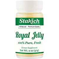 Stakich Fresh Royal Jelly - 100% Pure, All Natural, Highest Quality - No Additives...