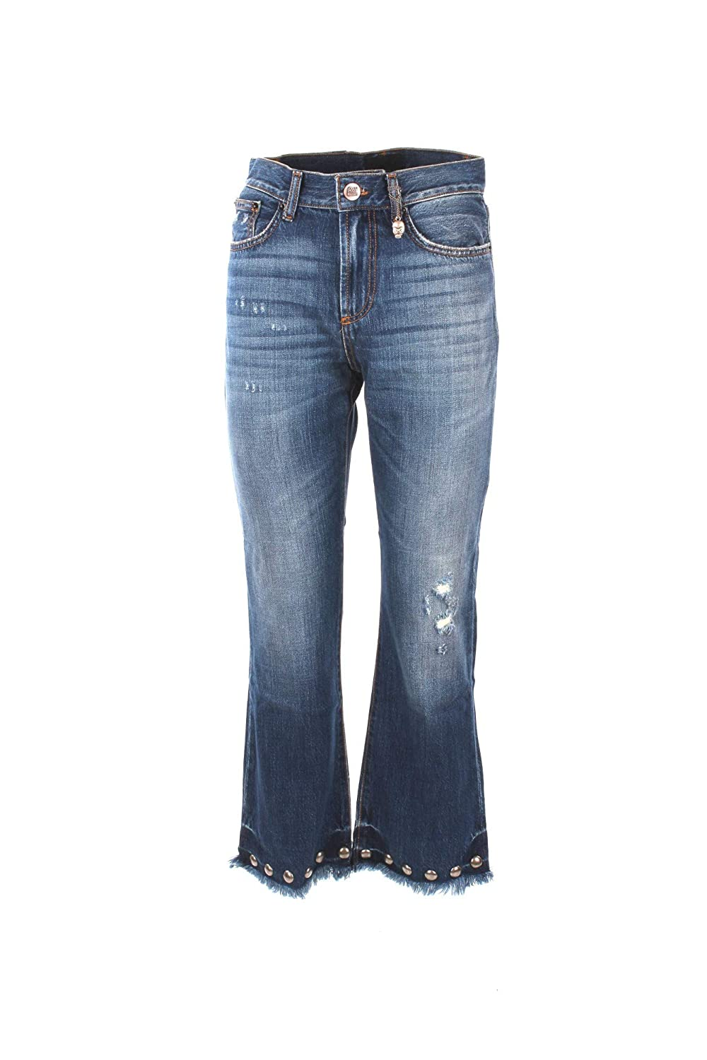 ROY ROGER'S Jeans Donna 29 Denim A18rod036d225107974 Autunno Inverno 2018/19