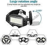 LED Garage Lights, Deformable LED Garage Ceiling