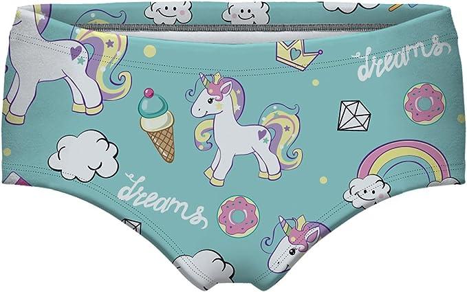 ABDL DDLG Briefs Kink Age Play Little Big ddlb Adult Baby Unicorn Underwear,...