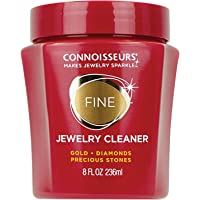 Connoisseurs Precious Jewelry Cleaner, 8 Fl Oz