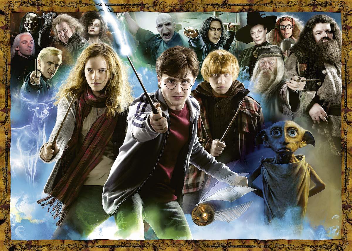 Ravensburger Puzzle Harry Potter et Les sorciers 1000 pi/èces 4005556151714 N/éant