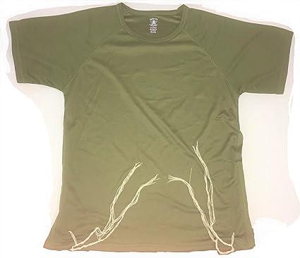 Korda Hook Spec Tee Heather Grey T-Shirt Tshirt T Shirt Angelshirt Bekleidung