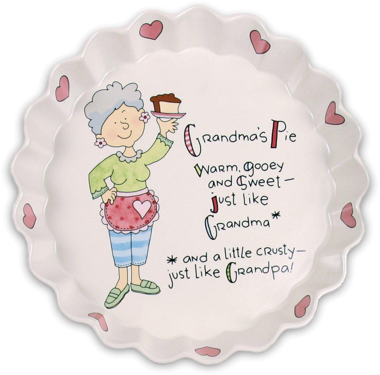 Well Seasoned by Pavilion Grandma's Pie Plate, 9-Inch by Well Seasoned by Pavilion (Image #4)