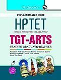 HP-TET (Himachal Pradesh Teacher Eligiblity Test) for TGT (Arts) Guide (Popular Master Guide)