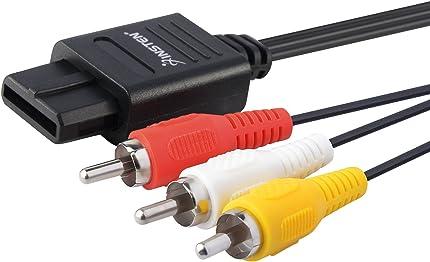 Review Insten AV Composite Cable