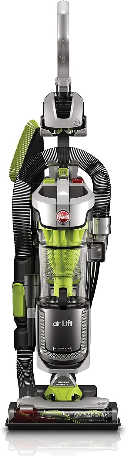 Hoover Cleaner Air Lift Deluxe Bagless Corded Vacuum