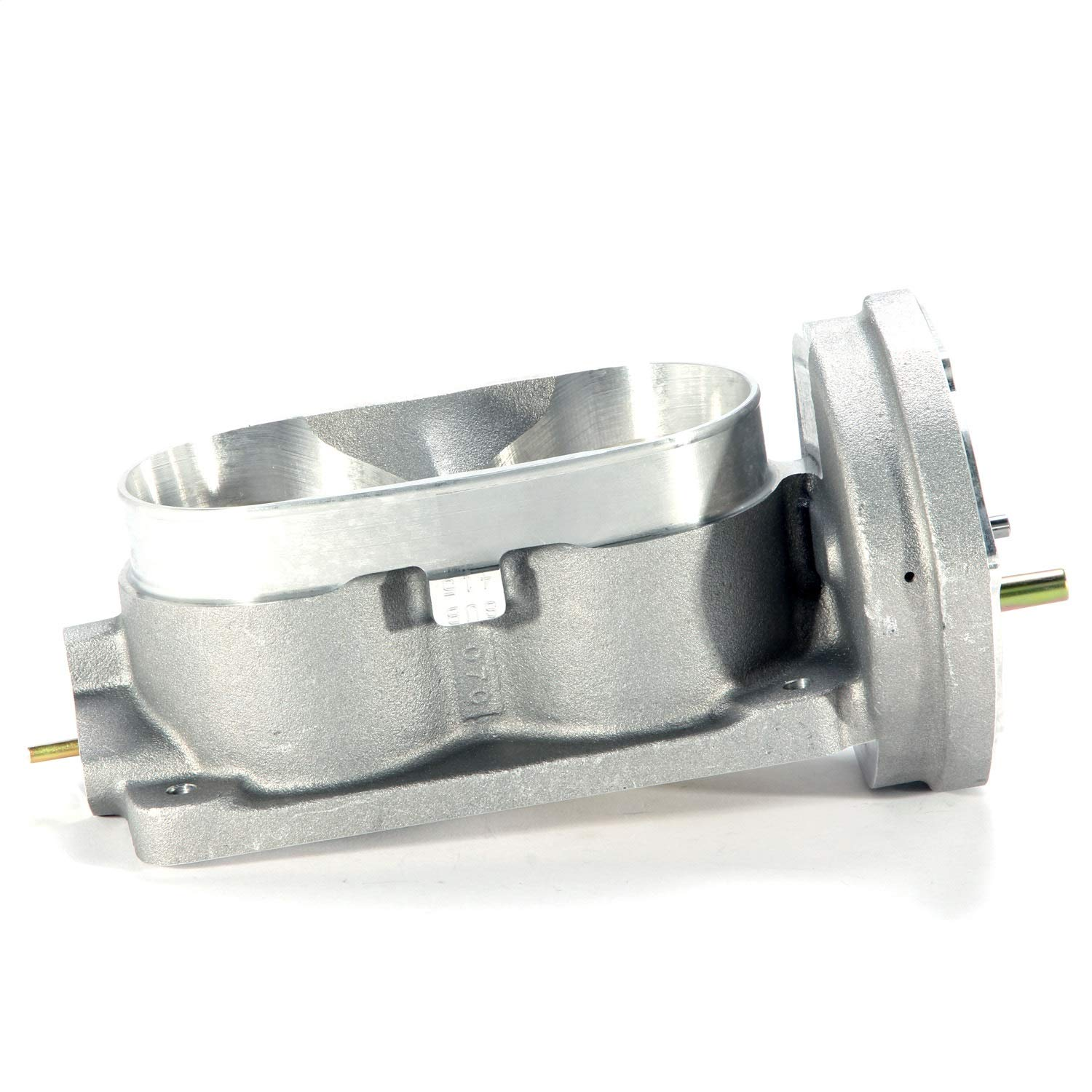 BBK 1763 Twin 62mm Throttle Body - High Flow Power Plus Series for Ford Mustang GT 3V by BBK Performance