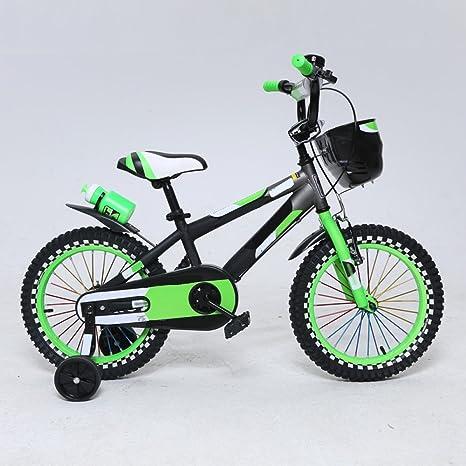 ZCRFY Bici Bicicleta para Niño Pequeños Estudiante Bebé Infantiles ...