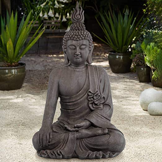 backyard design backyard buddha garden