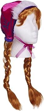 Disney Frozen - Peluca para Disfraz de Adulto Princesas (75452 ...