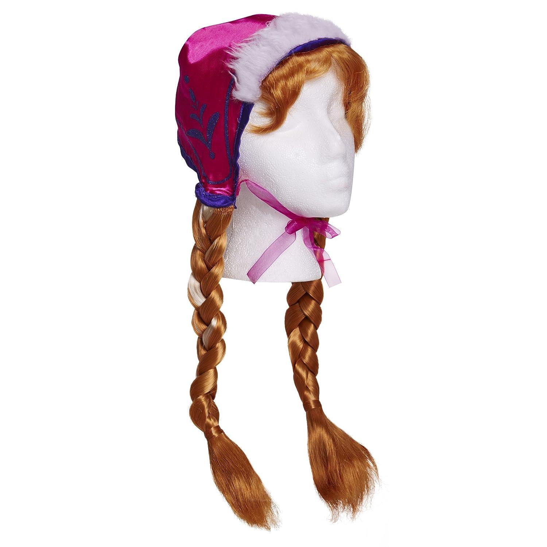 Disney Frozen - Peluca para Disfraz de Adulto Princesas (75452): Amazon.es: Juguetes y juegos