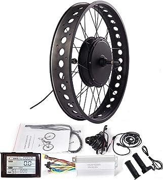 LOLTRA CSC Kit de conversión de Bicicleta eléctrica de 48 V con ...