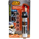 Tech 4 Kids Star Wars PAL - Project a Lite 2-in-1 Flashlight