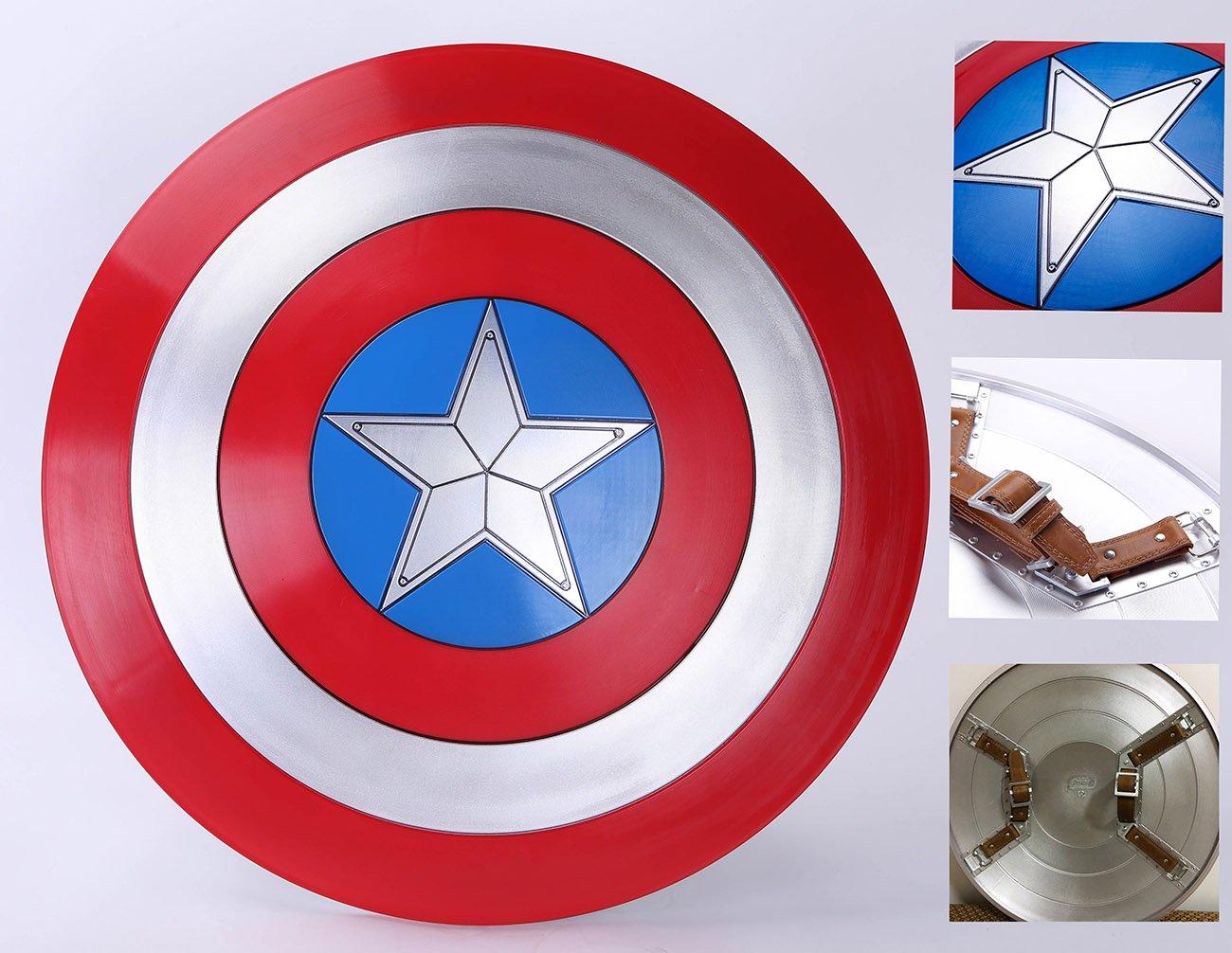 Exclusive 2017 Captain America: Civil War Adult Shield