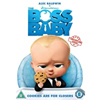 The Boss Baby [DVD] [2017]