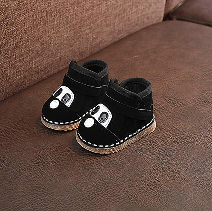 323f558cfd015 Amazon.com: Toddler Kids Boys Girls Sneakers Cartoon Little Dogs ...