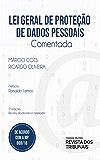 Lei Geral de Proteção de Dados Pessoais Comentada