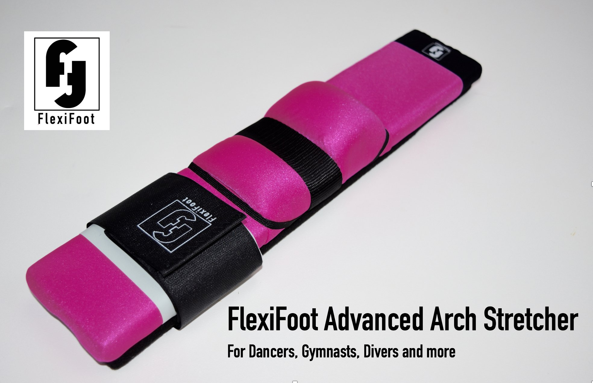 FlexiFoot Advanced Arch Stretcher by FlexiFoot