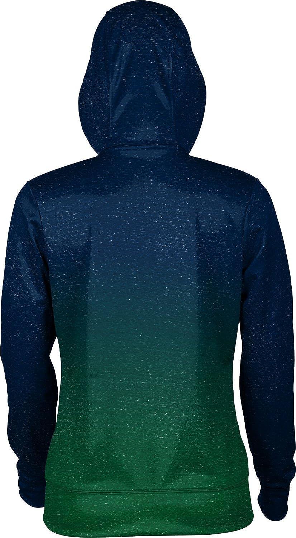 Ombre School Spirit Sweatshirt Johnson State College Girls Zipper Hoodie