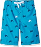 Kanu Surf Boys' Terrapin Turtle Quick Dry Beach Board Shorts Swim Trunk
