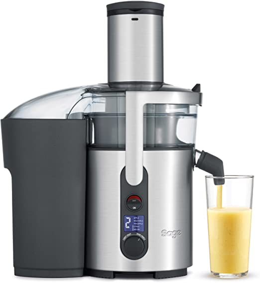 Sage by Heston Blumenthal the Nutri Juicer Plus, 1300 Watt by Sage ...