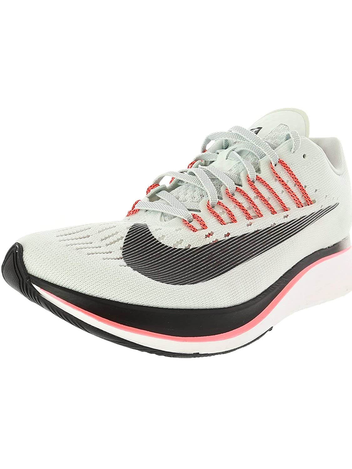 Grey   Grey   Pink Nike Women's WMNS Zoom Fly Trainers