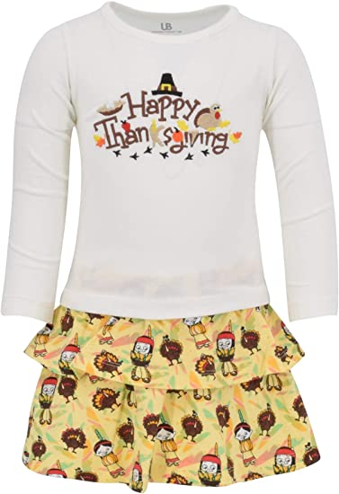 Custom and Kisses Mom Cotton Girl Toddler Long Sleeve Ruffle Shirt Top