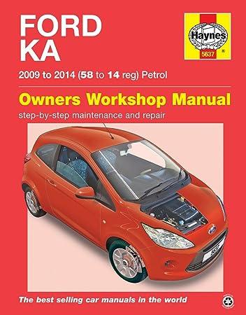 Ford Ka    Haynes Manual
