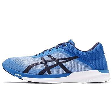 000164d67991 ASICS Men s FuzeX Rush Electric Blue