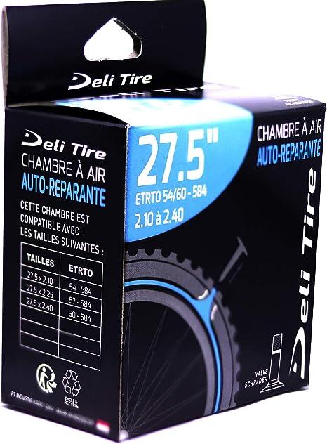 ONOGAL Camara Aire Antipinchazos Rueda Bicicleta 27.5 ...