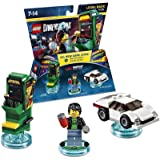 Figurine 'Lego Dimensions' - Gamer Retro Arcade : Level Pack