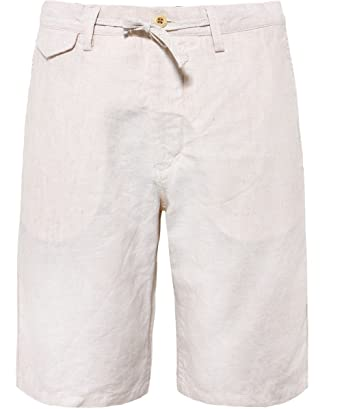 Clearance Limited Edition Relaxed Linen Shorts - Putty GANT Free Shipping Low Price Free Shipping Cheap Quality With Mastercard Online Clearance For Sale NB5Dote9
