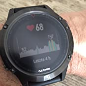garmin f nix 5 gps multisport smartwatch herren. Black Bedroom Furniture Sets. Home Design Ideas