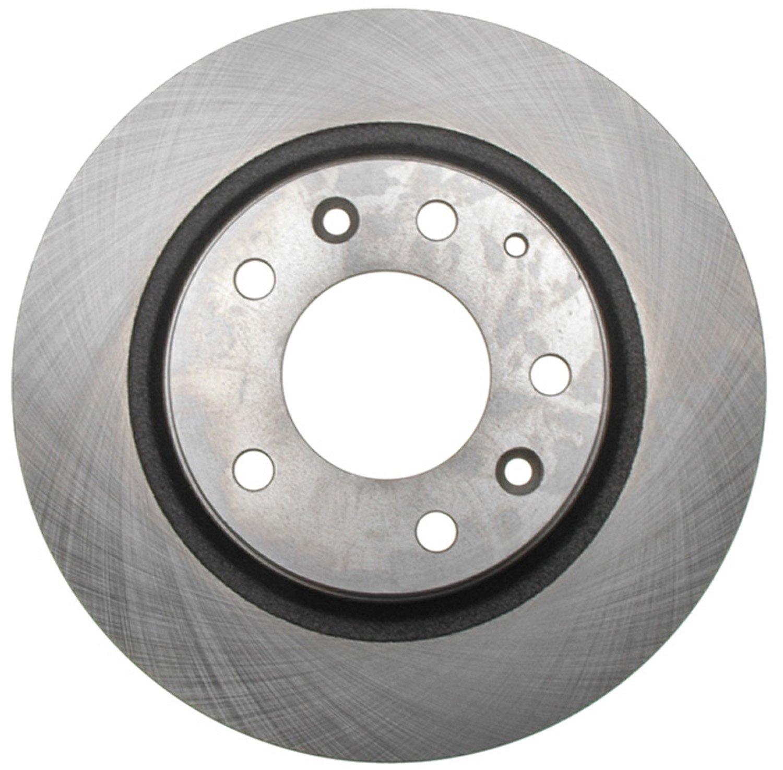 ACDelco 18A1493A Advantage Non-Coated Rear Disc Brake Rotor