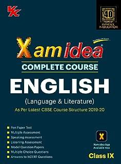 Xam Idea Complete Course English Class 9 - 2019 Exam: Amazon in: VK