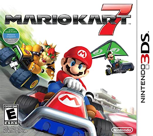 Mario Kart 7 - World Edition, 3DS