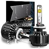 TECHMAX 880 881 (893, 899) LED Lampadine Kit, di conversione 7200LM 60W 6000K luce bianca delle CREE - 3 anni di garanzia