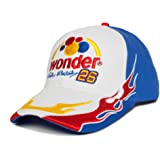 Wonder Bread Unisex-Adult Talladega Nights Ricky Bobby Cap -One-Size Multi