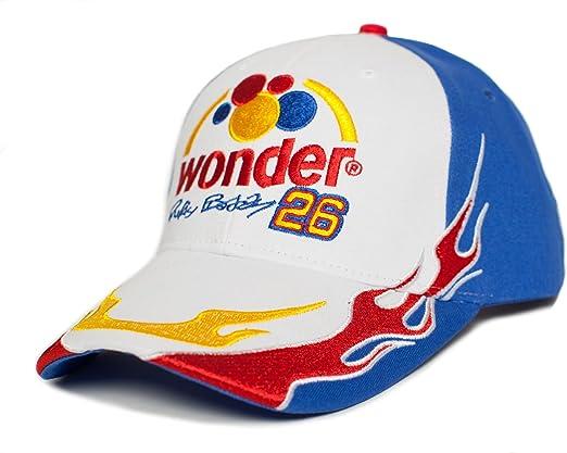 DC Comics Wonder Woman Girls Red with White Stars Graphic Baseball Hat